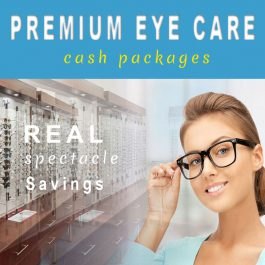 Premium Eye Care Cash packages